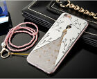 Transparent Tpu Fashion Wedding Dress Skirt Cases Cover For iphone 7 7Plus