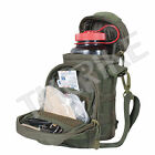 FOX OUTDOOR Product HYDRATION CARRIER POUCH Heavy-duty zippers with pull cords