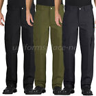 Dickies Pants Men Tactical Relaxed Fit Straight Leg Comfort Waist Canvas Pant