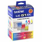Brother LC513PKS Original Ink Cartridge - Inkjet - 400 Pages Cyan, 400 Pages Yel