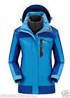 Berg tragen wasserdichte Hardshell Snow Outdoor Sport Jacken Mantel Zwei Synthes