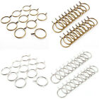Heavy Duty Metal Curtain Rings 37mm inner -Antique Brass /Silver 2 color choose