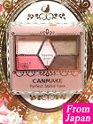 Canmake Perfect Stylist Eyes 5Color Eyeshadow Palette with Brush Ship party gift