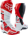 NEW 2018 FOX INSTINCT BOOTS- RED/WHI