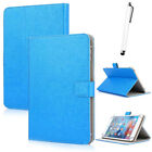 """For 7"""" 7 Inch Tablet PC MID Universal Adjustable Slim Leather Stand Case Cover"""