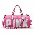 Victoria's Secret Love PINK Duffel / Gym Bag - Free Shipping VS Brand