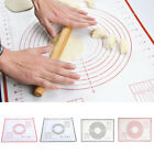 Anti Skidding Silicone Rolling Dough Pad Pastry Bakeware Cooking Mat Sheet Pad