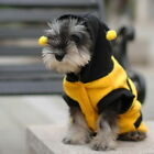 Cat Dog Costume Hoodie Dog Clothes Animal Cute pet Cosplay clothes bees style