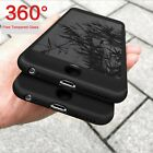 Hybrid 360° Silicone Shockproof Case Tempered Glass Cover For Apple iPhone 7 6S