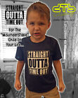 Внешний вид - STRAIGHT OUTTA TIMEOUT Toddler & Youth size shirts Time Out Compton NWA Easy E