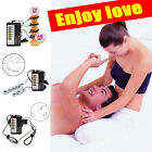 Electrical Climax E-Stim Pulse Machine Electroshock Stimulation Massage Sets