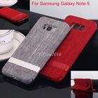 For Samsung Galaxy Note 8/9 S8/S10e/S10/S10+ Shockproof Wallet Case Card  Stand