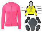 women's Sports Bike Hoodie for Armour Pink Hoodie in S-2XL Sizes