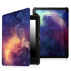 For Amazon Kindle Voyage 2014 Leather Cover Slim Shell Case Auto Sleep / Wake