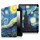SmartShell Case For Amazon Kindle Voyage 2014 Leather Cover w/ Auto Sleep Wake