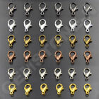 10/50/100pcs Jewelry Loose Lobster Clasp Suitable for necklace bracelets