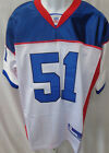Buffalo Bills NFL Posluszny Replica Sewn Football Jersey White #51 Irregular* on eBay