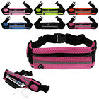 Sport Jogging Zipper Pack Belly Waist Bag Fitness Running Belt Phone Pouch Bum image