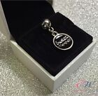 NEW Silver Plated Sweet Mother Heart Pendant Charm for Charm Bracelet- For Mum