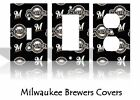 Milwaukee Brewers #2 Light Switch Covers Baseball MLB Home Decor Outlet on Ebay