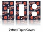 Detroit Tigers #2 Light Switch Covers Baseball MLB Home Decor Outlet on Ebay
