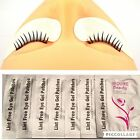 100 Pairs of Eyelashes Extension Under Eye Gel Pads Lint Free Eye Patches TOP UK