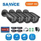 SANNCE HD 1080P TVI 3000TVL CCTV IR Night Vision for Home Security Camera System