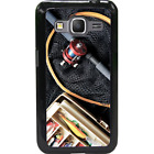 For Samsung Galaxy Core Prime Case Phone Cover Fishing Rod Tackle Y01269