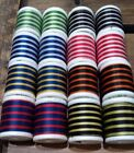 Gudebrod Nylon Space Dyed Rod Winding Thread Size E Choose Color