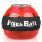 Gyroscope Force Ball Gyro Power Wrist Grip Arm Exercise Ball Light Sport LED