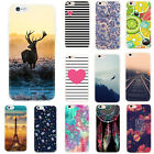 Patterned Soft Silicone Phone Case Cover for Huawei Honor 9 8 7 6 6X 5X 4X 5C 4C