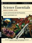 Science Essentials, Middle School Level: Lessons and Activities for Test Prepara