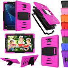 For Samsung Galaxy Tab E 9.6 SM-T560 Hybrid Full Protective Rugged Case Cover