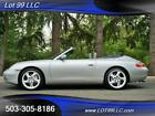 2001+Porsche+911+Carrera+4+Convertible+AWD+Navi+Loaded