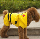 Puppy Pikachu Dog Christmas Halloween Costume - Pet Pokemon Coat Outfit
