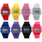 LED Electronic Digital Silicone Men Women Watches Casual Style
