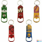OFFICIAL NBA BASKETBALL CLUB TEAM BEER BOTTLE OPENER KEYRING KEY RING CHAIN NEW on eBay