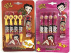 Betty Boop Mechanical Pencils Set 4 Pack 20 Refil HB 0.5 Leads Stationery Set AB £3.99 GBP