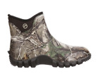 Men's Hunting Fishing Boots, Waterproof Rubber Upper Midsole Outsole, Realtree X