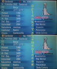 Pokémon ORAS / XY – COMPETITIVE GARDEVOIR 6IV's Shiny/No Shiny