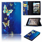 For Amazon Kindle Fire 7 7th Gen 2017 Tablet Case Wallet Pattern Leather Cover