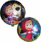 2PCES MASHA AND THE BAER BALLOON BIRTHDAY PARTY SUPPLIES DECORATION GIFT FAVOR