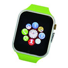 A1 MTK6261D Smart Wrist Watch Bluetooth GSM Phone For Android Samsung iOS iPhone