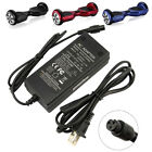 42V 2A AC Adapter Power Charger For all 36v Self Balancing Hoverboard Scooter