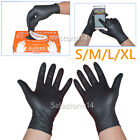 100 PCS Disposable Mechanic Gloves Black Nitrile Gloves Tattoo Glove Silicone
