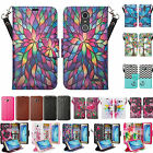 ZTE Blade Spark Z971, Grand X4 Case | Magnetic Flip Fold Stand Wallet Case Cover