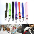 Safety Seat Belt Nylon Leash Adjustable Pets Puppy Seat Lead for Pet Dog