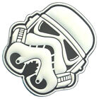 STAR WARS IMPERIAL STORMTROOPER IMPERIAL ARMY PVC MORALE BADGE RUBBER PATCH -01 $3.98 USD