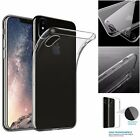 New For iPhone 8 TPU Soft Transparent Protective Cover for Apple iPhone 7/8/X