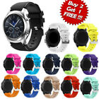 US Sport Rubber Silicone Replacement Wrist Band For Samsung Galaxy Gear S3 xi image